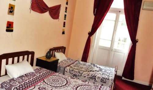 best beach hostels and backpackers in Cairo, Egypt