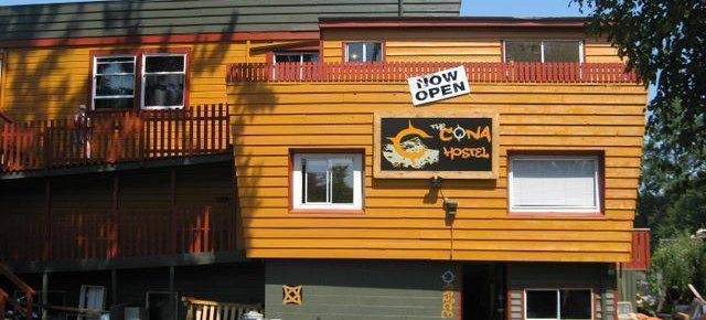 The Cona Hostel, Courtenay, British Columbia