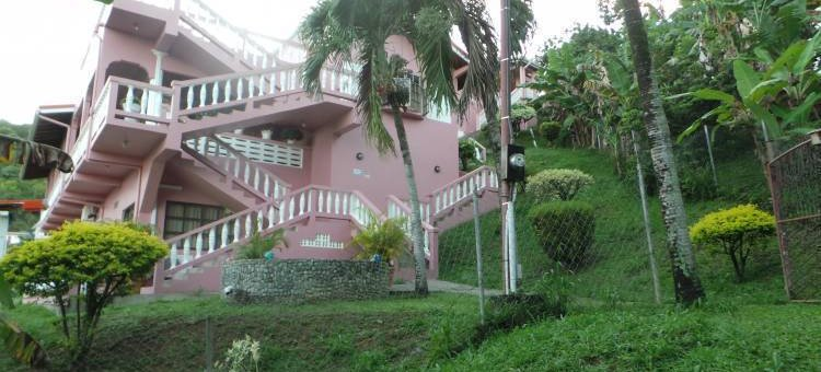 Topranking Hillview Guesthouse, Speyside, Trinidad and Tobago