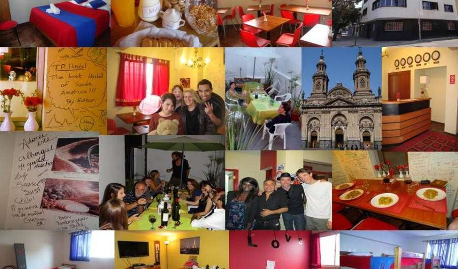 Book youth hostels and hotels now in Santiago