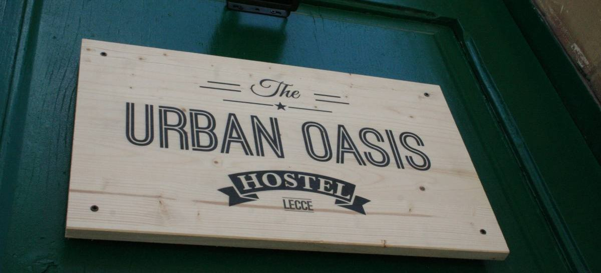 Urban Oasis Hostel, Lecce, Italy