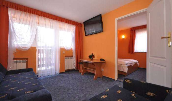 Book youth hostels and hotels now in Zakopane
